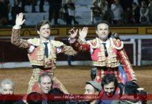 Ferrera y El Juli salen a hombros