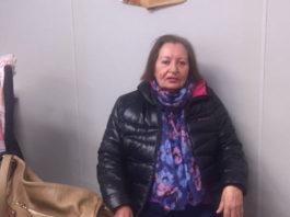 Isabel Toscano en su puesto de trabajo en el Patronato de Tauromaquia