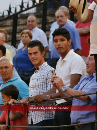 El novillero Juan Luis Moreno