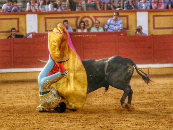 Caída muy fea de Arturo Gilio