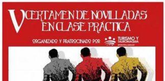 V Certamen en clases práctica de la Diputación de Badajoz