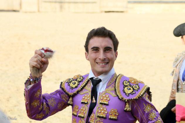 García Corbacho en Pedraza de la Sierra