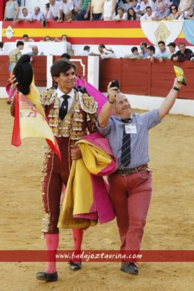 Carlos Domínguez y Alberto