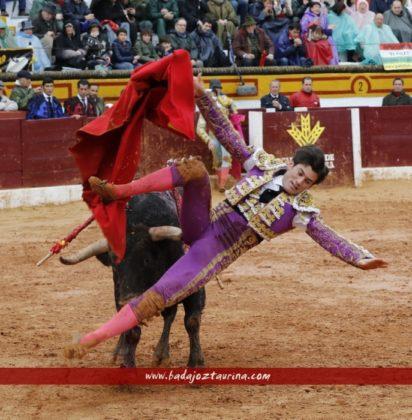 Momento de apuro para José Garrido