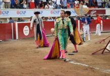 Triunfal vuelta al ruedo de Ferrera en Aguascalientes (FOTO: Tadeo Alcina)