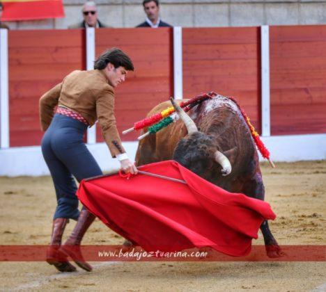 José Garrido con el imposible tercero
