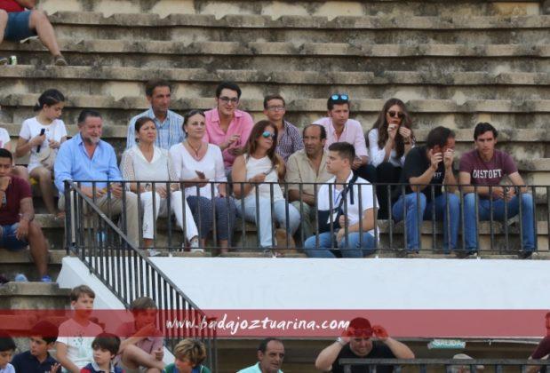 Juan Carlos Sánchez y amigos siempre fieles al caballo