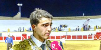 Sebastián Marín atiende a Canal Extremadura