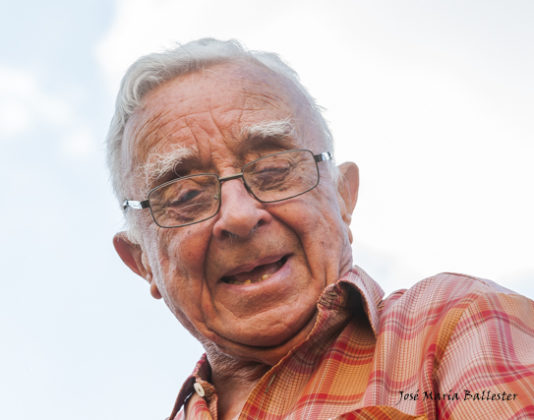 El gran Paco Naharro