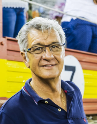 Fernando Esperilla, aficionado cabal