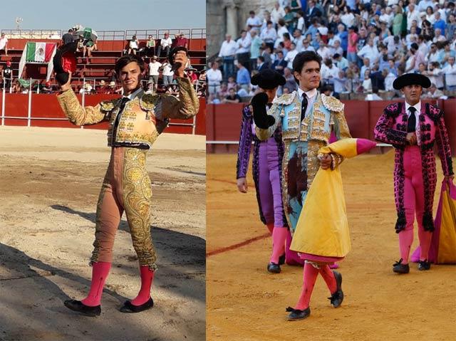 Carlos Domínguez y Juanito (FOTO: Arjona)