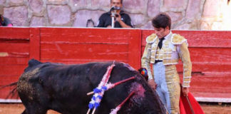 José Garrido en Zacatecas (Foto: NTR)