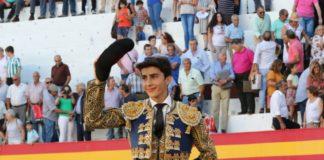 Manuel Perera salió a hombros en Zafra
