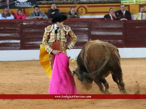 José Garrido en el de Toñete