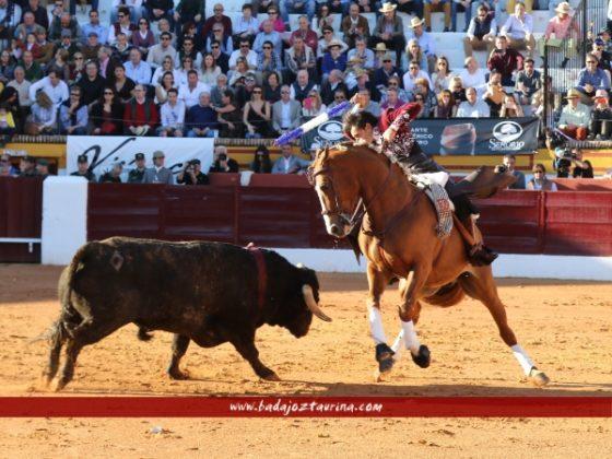 Diego Ventura con Guadalquivir