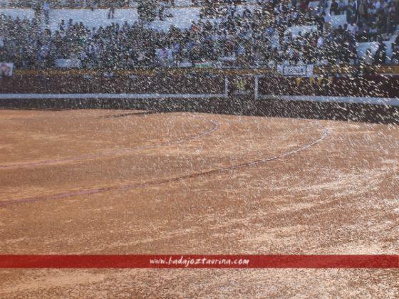 Pasada Olivenza que llueva mucho, menos el sábado que viene en Mérida