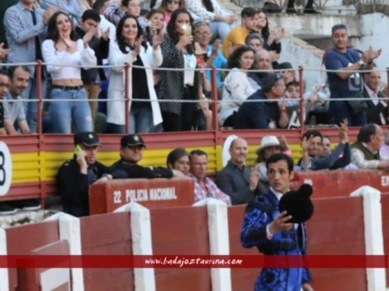 Miguelín Murillo siempre fiable en banderillas.