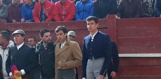 Alejandro Rivero al inicio del festival de Ciudad Rodrigo